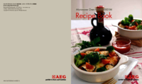 To view the document AEG KM8100001M Recipe Book